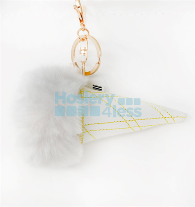 Picture of SNOW CONE KEYCHAIN