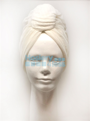 Picture of GATHERED SOLID TURBAN