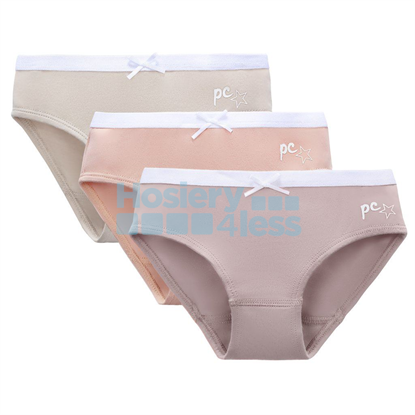 Picture of PETIT CLAIR GIRLS THREE PK PANTY