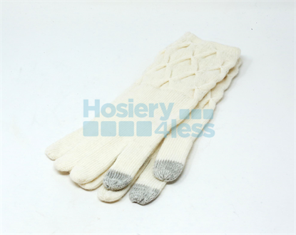 Picture of HAND PLEATED ECHO TOUCH GLOVE