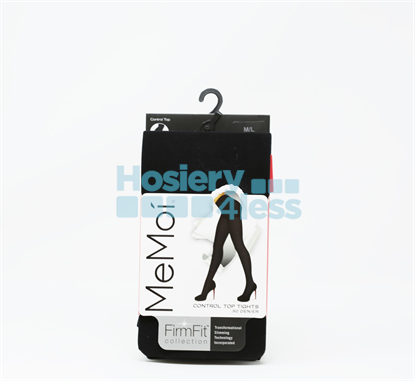 Picture of MEMOI 90D CONTROL TOP TIGHTS