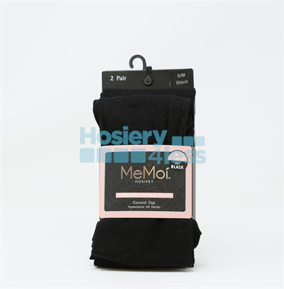 Picture of MEMOI MICROFIBER OPAQUE 2 PACK
