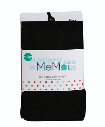 Picture of MEMOI COMPLETELY OPAQUE TIGHTS