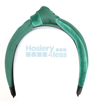 Picture of VELOUR/SWEATSHIRT KNOT HEADBAND