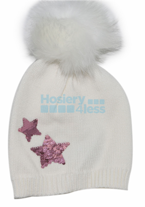 Picture of STAR FLIPPY SEQUIN HAT