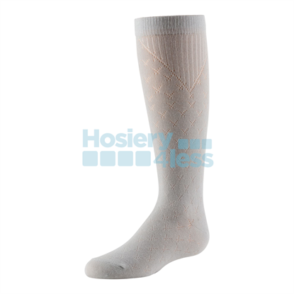 Picture of ZUBII V PATTERNED KNEE SOCK