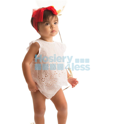Picture of STRETCH NET BOW BABY BAND