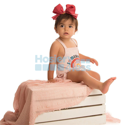 Picture of SOFT COTTON BOW BABY BAND