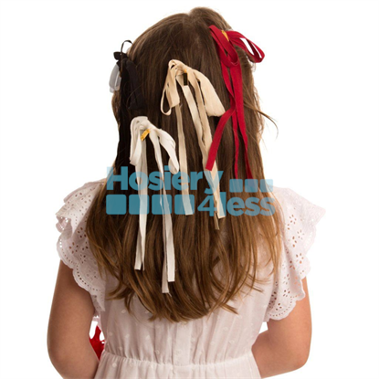 Picture of HEIRLOOMS THIN SOFT COTTON BOW CLIP