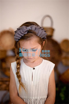 Picture of PROJECT 6 PLEAT RIBBON GROSGRAIN HEADBAND