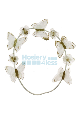 Picture of BUTTERFLY WRAP WREATH