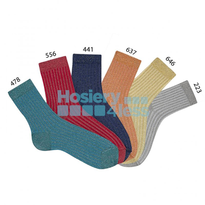Picture of CONDOR SHIMMER RIB SOCK