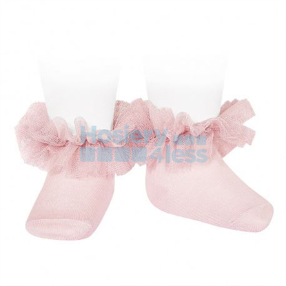 Picture of CONDOR TULLE FRILL SOCK