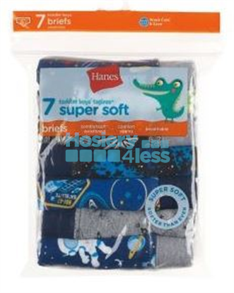 Picture of HANES TODDLER COMFORTSOFT BRIEF 7P