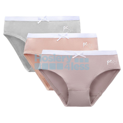 Picture of PC GIRLS SOLID UNDERWEAR