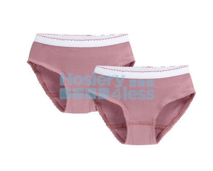 Picture of PC GIRLS SOLID RIBBED UNDERWEAR