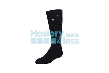 Picture of ZUBII HEART STUDS KNEE SOCK