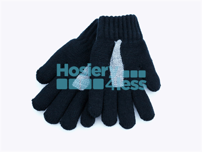 Picture of DACEE CENTER STRIPE KNIT GLOVE