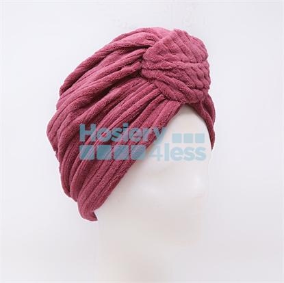 Picture of AHEAD MIAMI RIBBED TERRY TURBAN