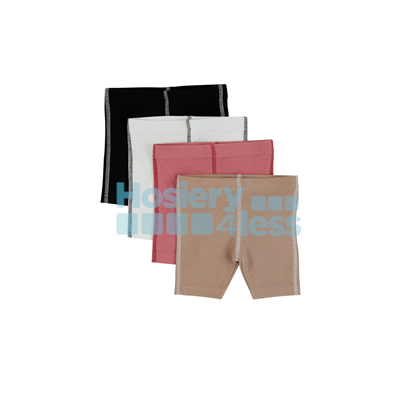 Picture of JB LONDON CONTRAST RIBBED SHORTS