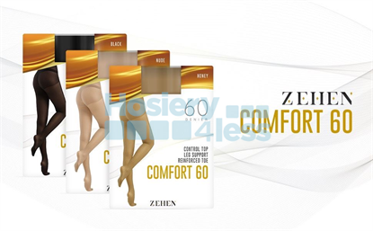 Picture of ZEHEN COMFORT 60 PANTYHOSE