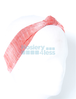 Picture of DACEE TIE-DYE KNOT HEADWRAP