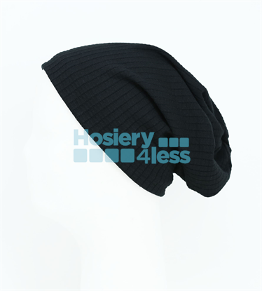 Picture of DACEE RIBBED SQUARES BEANIE