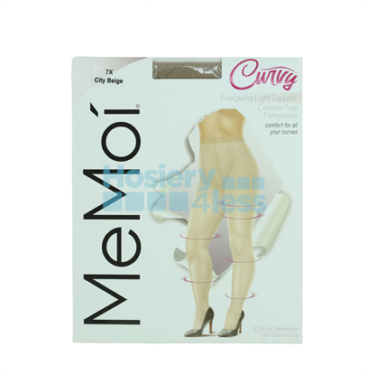 Picture of ULTRA SHEER 15D CONTROL TOP PANTYHOSE